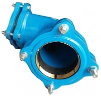 Phụ kiện gang gioăng đồng chuyên ống HDPE