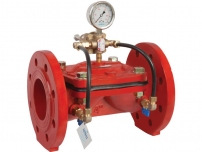 PR PRESSURE REDUCING CONTROL VALVE DN80